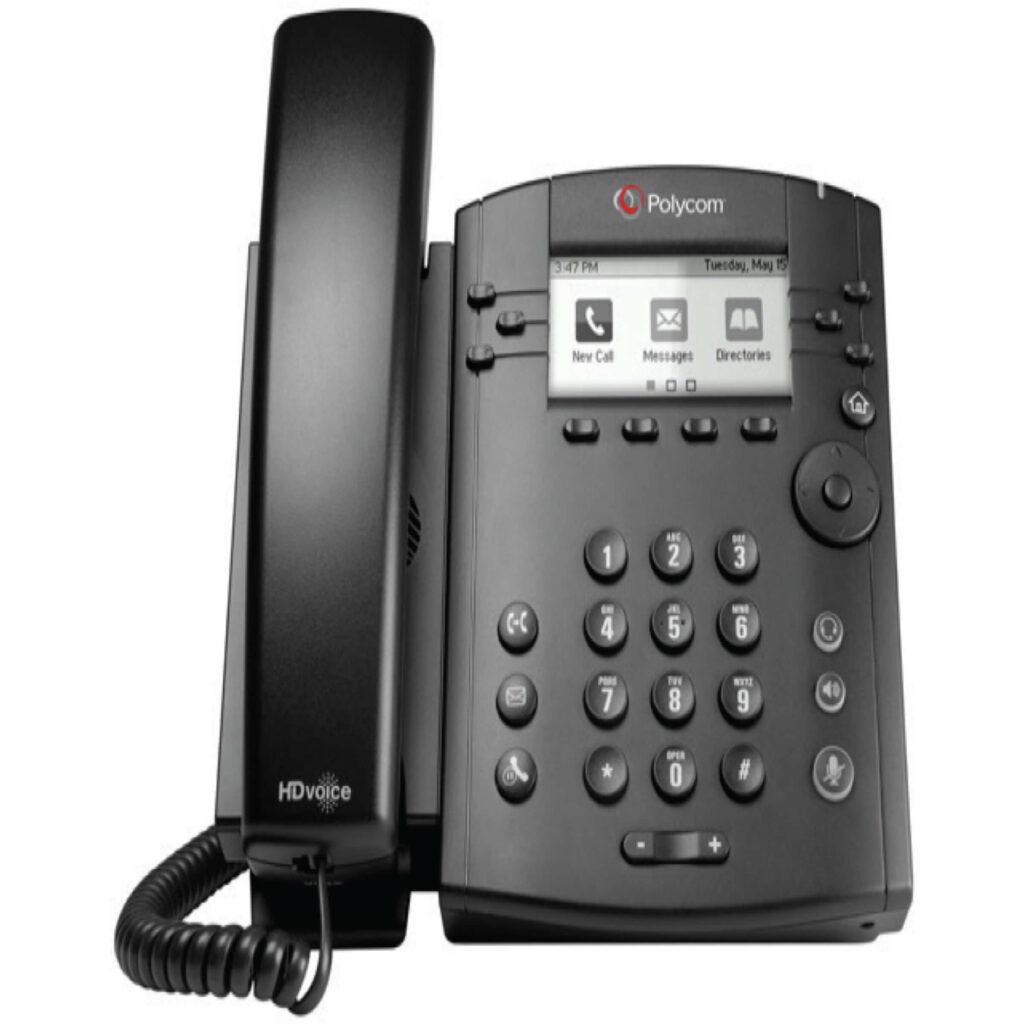VVX 300 phone