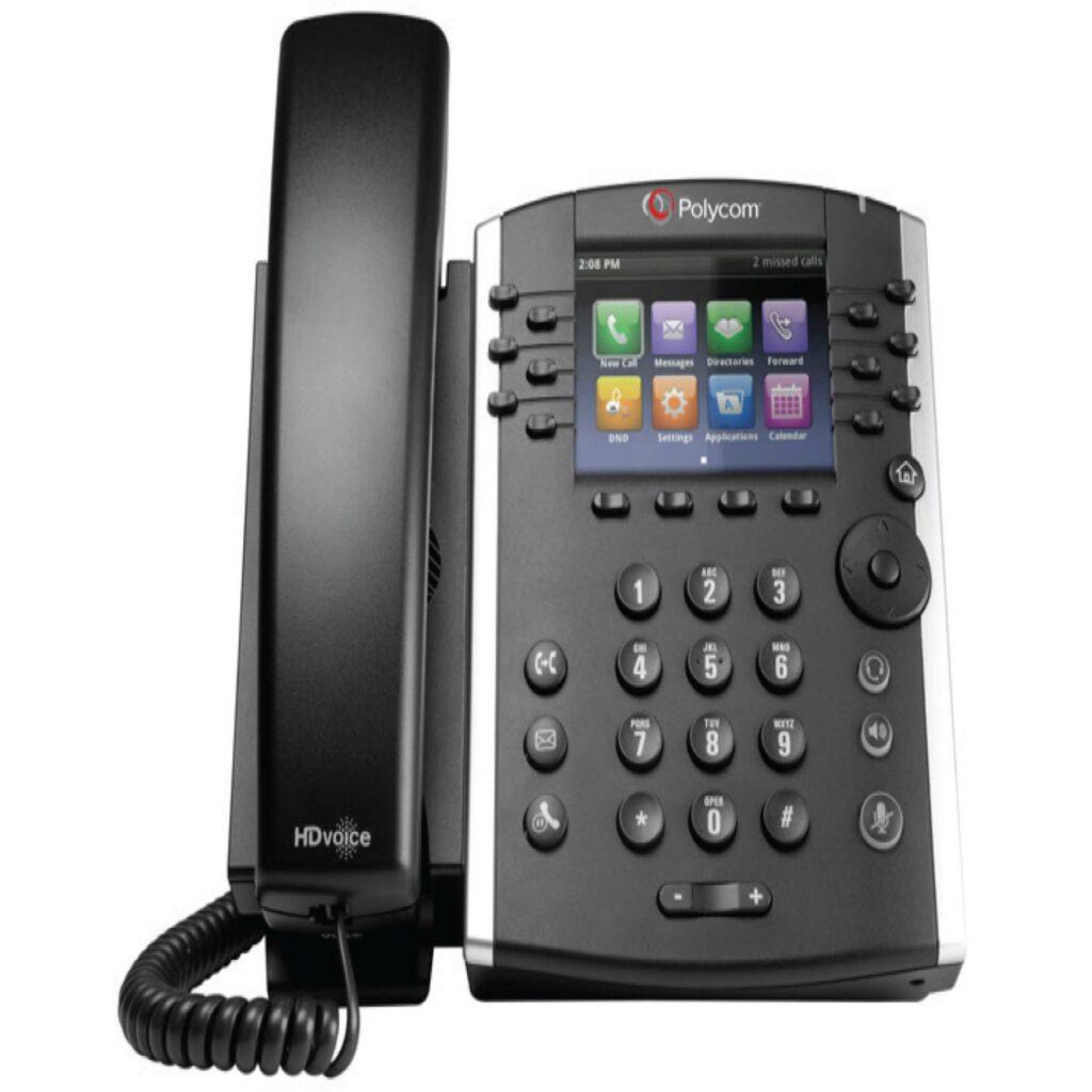 VVX 400 phone