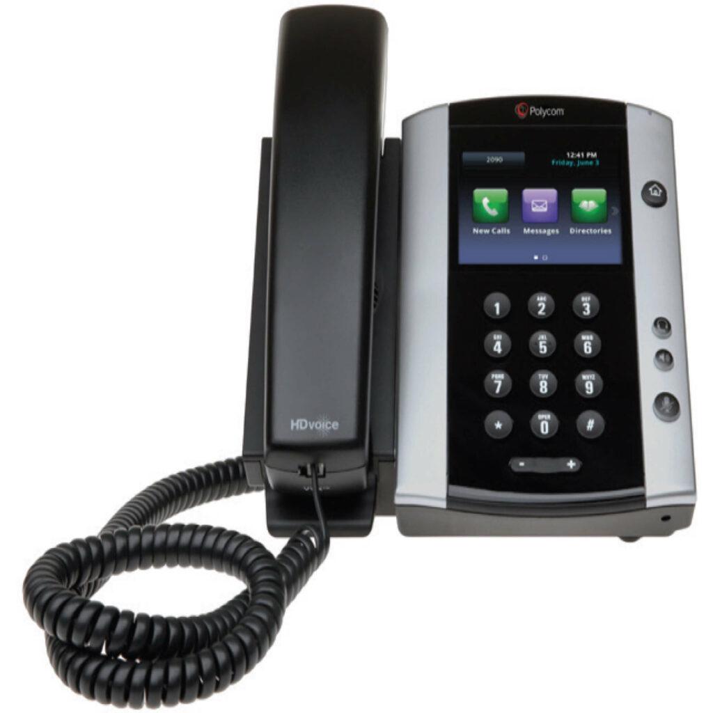 VVX 500 phone